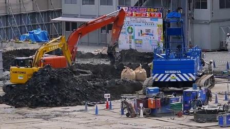 日本工地工作