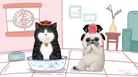 吾皇万睡X悦诗风吟 汪年系列产品宣传动画