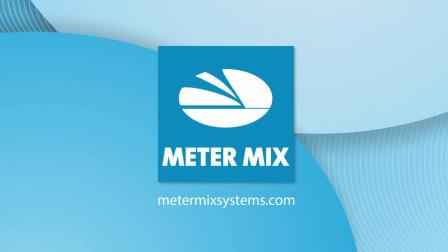 Meter-mix-potting polyurethane