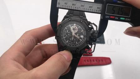 N厂日本海外原单货幸存者爱彼幸存者复刻表一比一精仿手表 爱彼限量版-三维复刻