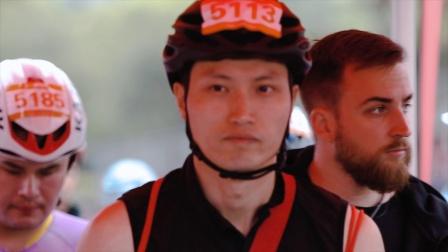 2018STC大铁联赛之千岛湖大铁113铁人三项赛