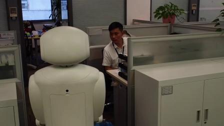 大毅公益机器人 超清(720P)