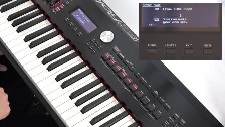 Roland RD-2000快速指南 #11——使用场景功能(二)