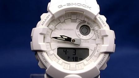 GBA-800(5554)时间和日期的设定