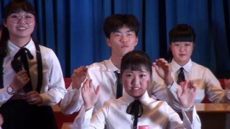 郎溪中学第十七届校园文化艺术节14小合唱:《稻香》