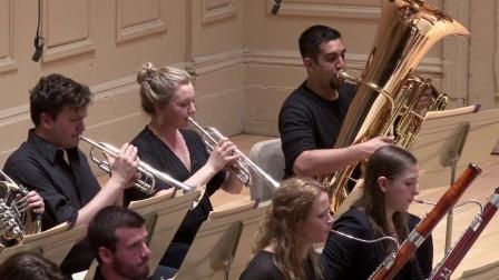 于翔   普洛克菲耶夫第一小提琴协奏曲   第三乐章   波士顿交响乐团音乐厅