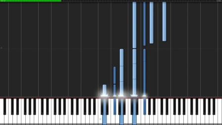 Sagitta Luminis - Mahou Shoujo Magica Madoka [Piano Tutorial] (Synt
