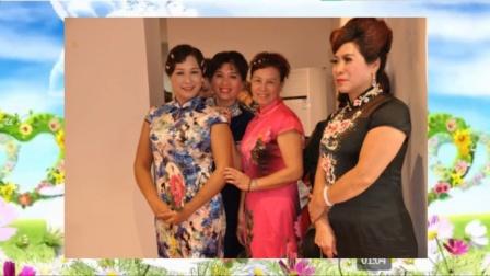 柳州市万年青人才培训中心-模特旗袍初级班期末联欢相册