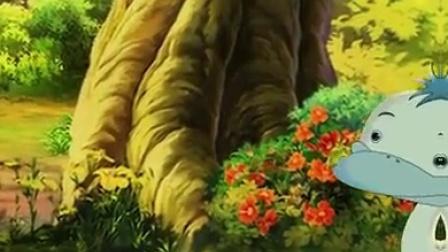 丑小鸭历险记 森林中结识赛驴 蹦蹦跳跳欢乐歌舞 CUT 5 竖版