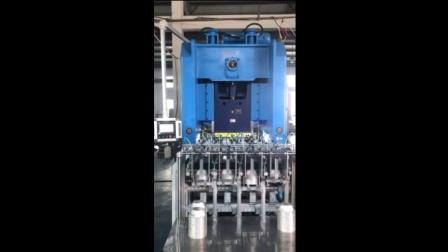 设备及模具制作煲仔碗稳定工作视频