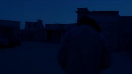 《第四区》  施伪装深夜潜入敌营拔枪