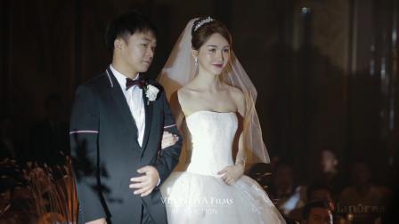 JIANG&Lissa  万达瑞华婚礼预告