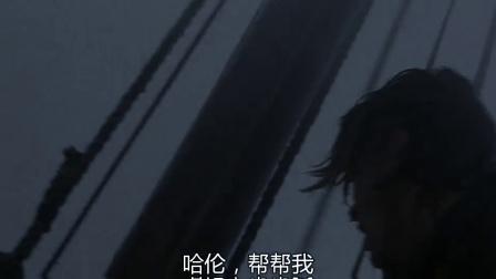 《怒海争锋  普通话版》  追敌遇暴风雨灌水 吹断桅杆险沉船