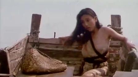 《绝境逢生》  突被黑人爬上船 渔家女持刀大叫