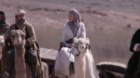 沙漠女王 妮可沙漠中冒险 伪造许可证躲 CUT 8