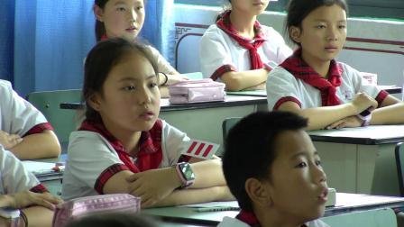 北师大四年级语文下册  《语言的魅力》罗新