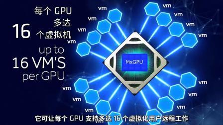 Radeon Pro Software-虚拟化显卡的解决之道