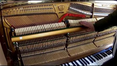 调律视频教学《千人调律师培养计划》第一集 钢琴调律高音 解释