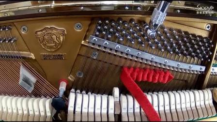 钢琴调律视频《千人调律师培养计划》第一集什么是拍音