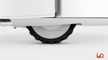 智能扫地机器人产品动画-北京优趣文化