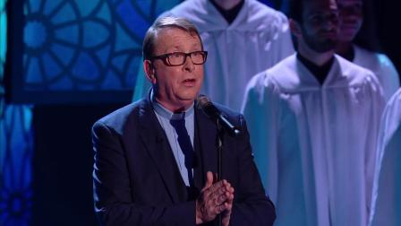 Father Ray Kelly with INSPIRATIONAL performance!  Semi-Finals  BGT 2018