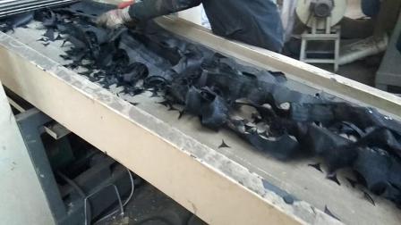 防水用玻纤网格布粉碎工业玻纤网格布切碎