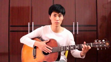 《吉他打鼓教程》第四课:打击乐在指弹编曲中的编配方法!