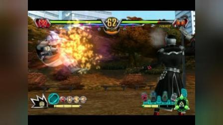 【飞飞+萝卜】PSP假面骑士超巅峰英雄娱乐解说第二期