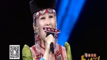 察哈尔姑娘达拉,跳起新疆蒙古族传统舞,放声高歌草原之美