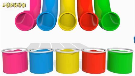 迪士尼皮克斯汽车玩具学习颜色惊喜鸡蛋汽车麦奎因为蹒跚学步儿童链接儿童电视