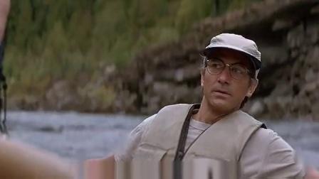 狂野之河 皮艇漩涡翻船 斯特里普救年轻人 CUT 2