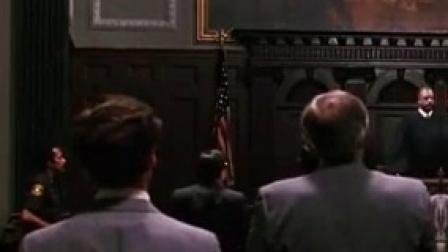 无罪的罪人 哈里森福特 法庭做激烈辩护 CUT 8 竖版