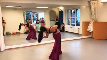 Al Atlal improvisation by Katerina Shereen