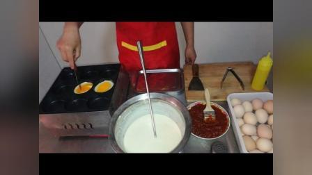 北京鸡蛋汉堡,鸡蛋汉堡制作方法