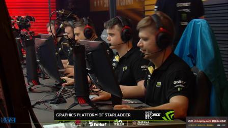 NRG vs NAVI SL i群星联赛S5线下总决赛 决赛 BO3第一场 6.3