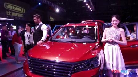 在现场:比速7万级中型SUV上市 谁快站不住脚了?