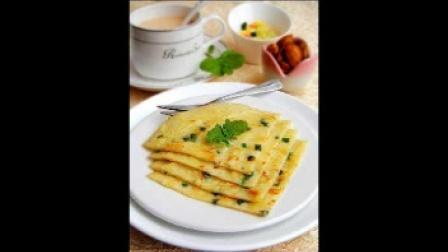 快手早餐饼做法,10分钟上桌,给自己和孩子一份营养早餐!