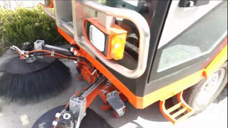 小型扫路机|驾驶式扫地机|物业清扫机|路面清扫机厂家-同辉汽车