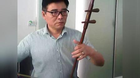 二胡独奏 《月牙儿》乡村爱情交响曲片尾曲