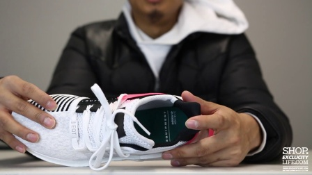 adidas EQT Support 93/17 Turbo Red 实物近赏