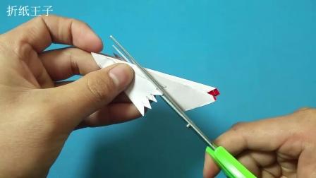 剪纸小课堂: 康乃馨小花, 儿童喜欢的手工DIY, 动手又动脑