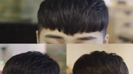 男生烫发精选发型