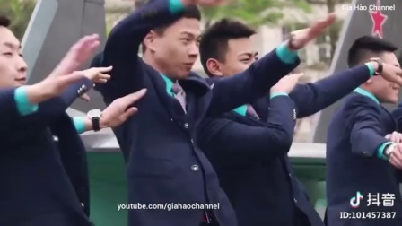 越南视频网站上点击量超高的中国抖音合集