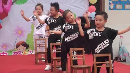 精忠爱心幼儿园庆六一9舞蹈《mfsw》