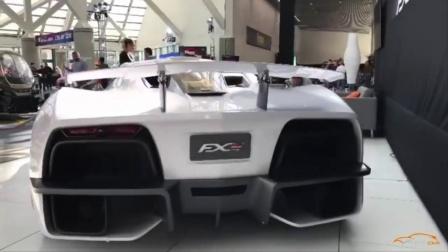全新的Aria FXE亮点-特斯拉跑车的竞争对手! 特斯拉有压力吗?