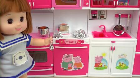 Kitchen and Baby doll food surprise eggs toys play-wY-80lwxfho