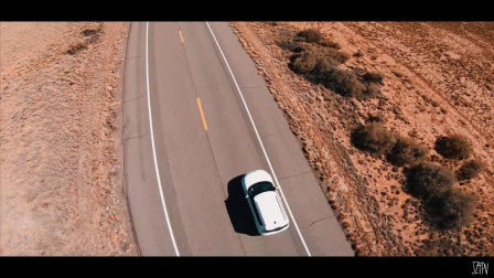 Car Chase _ New Mexico Desert