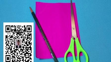 剪纸小课堂542: 手工DIY教学 剪纸金鱼2 儿童剪纸教程大全 折纸王子 亲子游戏