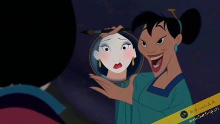 电影 | 木兰 003 (Mulan Honor To Us All)