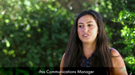 Nada, international student (Montenegro) at Montpellier Business School